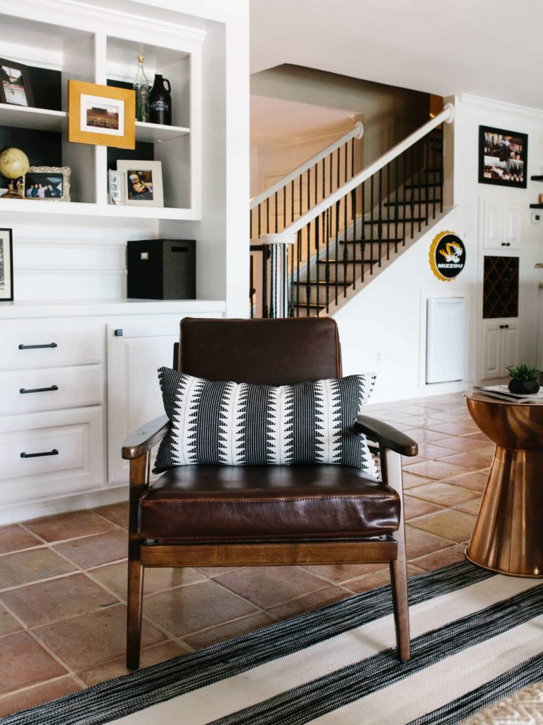 BANDD DESIGN chair in an Austin Home