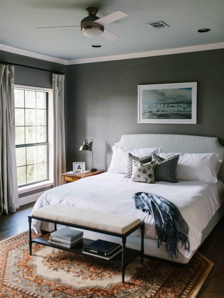 Master bedroom remodeling in Austin, TX