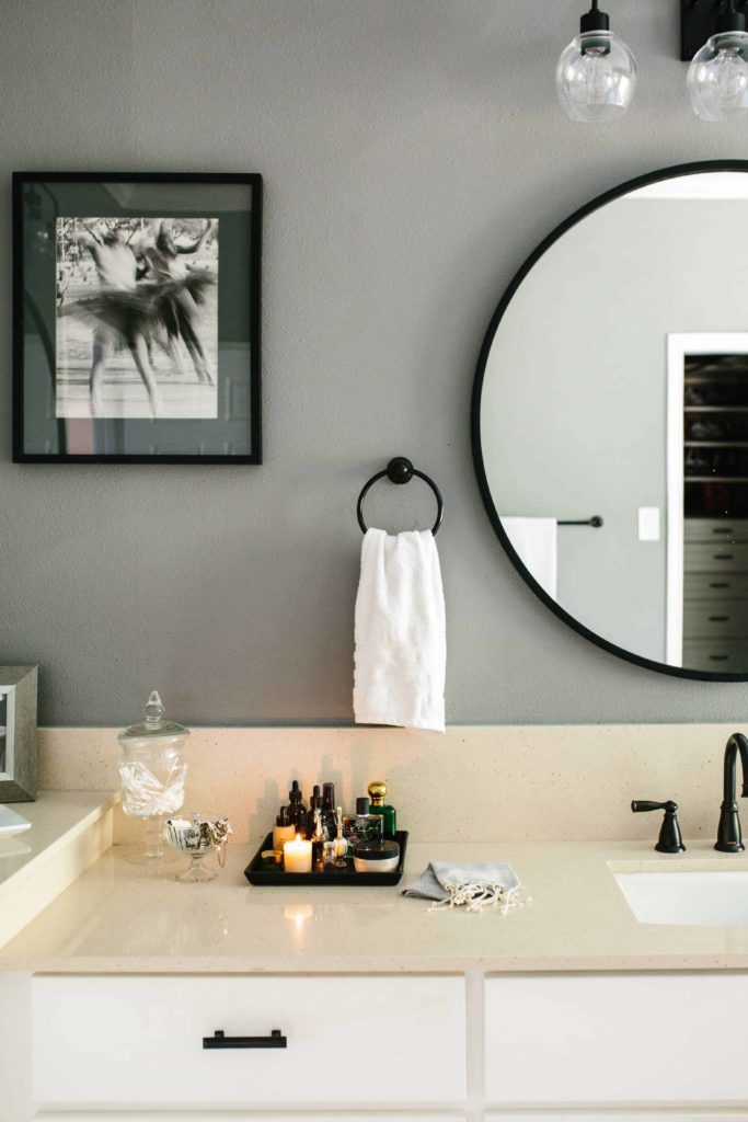 Bathroom accessories by BANDD DESIGN in Austin, TX