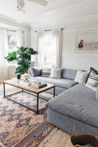 Living Room Via Chrissy Mcdonald