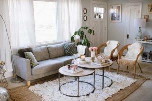 Nesting Tables Via Jennifer Lynn Interiors