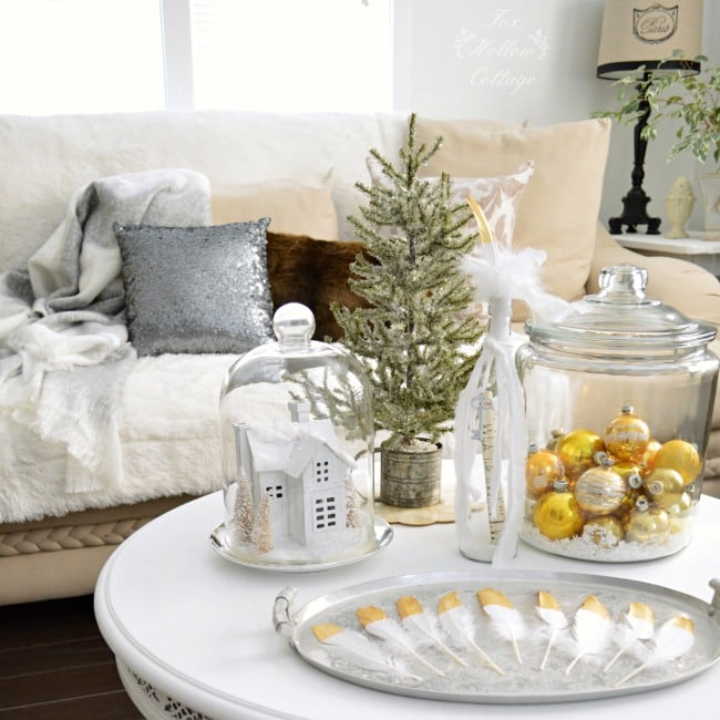 RISING STARS | Modern Decorating for the Holidays