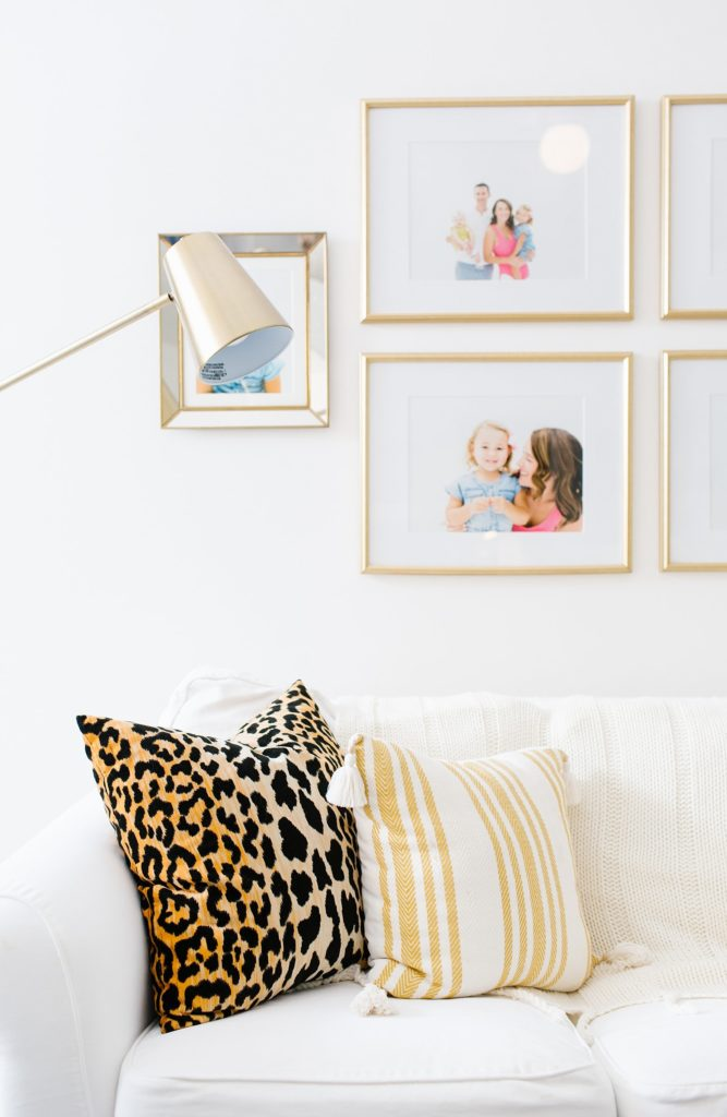 Megan Martin Creative sofa